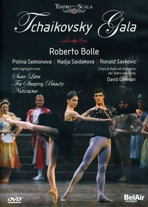 Rent Tchaikovsky Gala: Teatro Alla Scala Online DVD Rental