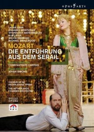Die Entfuhrung Aus Dem Serail: Het Musiektheater Online DVD Rental