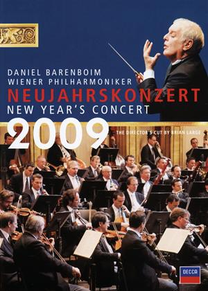 Rent New Year's Concert: 2009 Online DVD Rental
