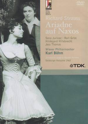 Richard Strauss: Ariadne Auf Naxos: Wiener Philharmoniker Online DVD Rental