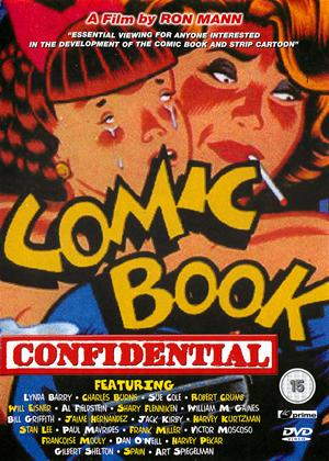 Comic Book Confidential Online DVD Rental