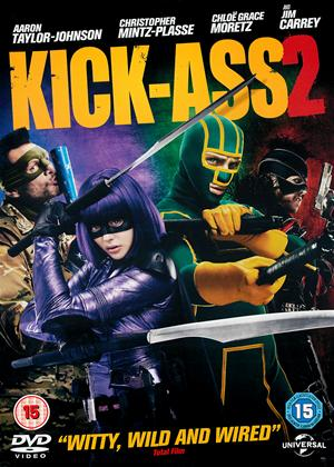 Kick-Ass 2 Online DVD Rental