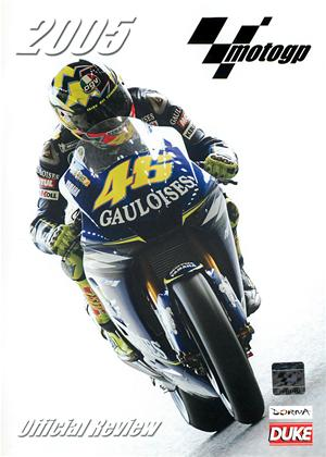 Moto GP 2005: Official Review Online DVD Rental