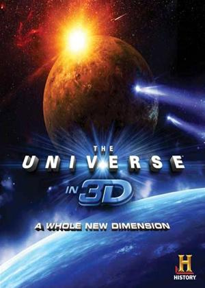Rent The Universe: A Whole New Dimension Online DVD Rental