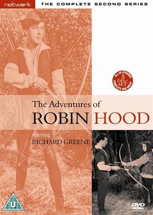 The Adventures of Robin Hood: Series 2 Online DVD Rental