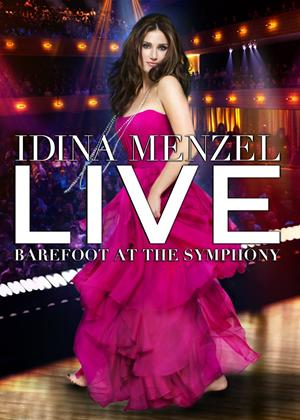 Idina Menzel: Live: Barefoot at the Symphony Online DVD Rental