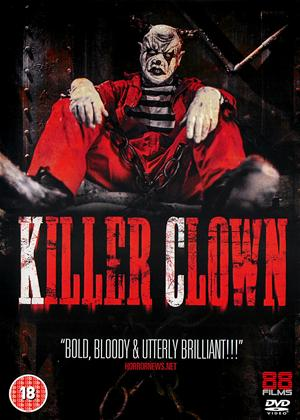 Rent Killer Clown Online DVD Rental