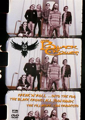 The Black Crowes: Freak 'n' Roll: Into the Fog Online DVD Rental
