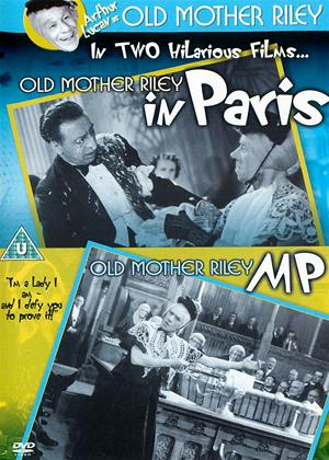 Old Mother Riley: MP / In Paris Online DVD Rental