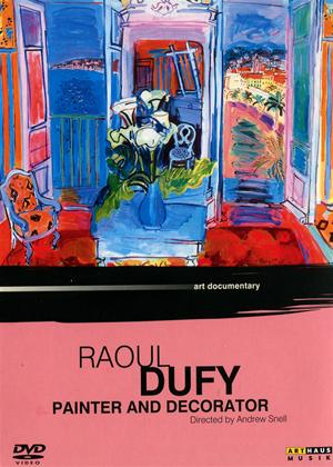Rent Art Lives: Raoul Dufy: Painter and Decorator Online DVD Rental