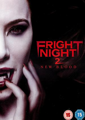 Rent Fright Night 2: New Blood Online DVD Rental