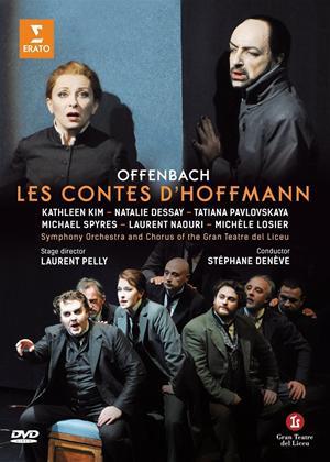 Rent Les Contes D'Hoffman: Liceu Opera House (Denèver) Online DVD Rental