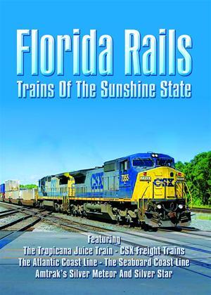 Rent Florida Rails: Trains of the Sunshine State Online DVD Rental