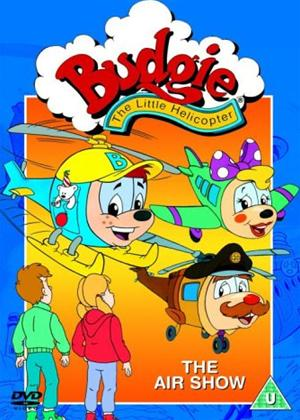 Rent Budgie The Little Helicopter: The Air Show Online DVD Rental