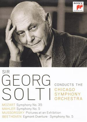 Georg Solti Conducts the Chicago Symphony Orchestra Online DVD Rental