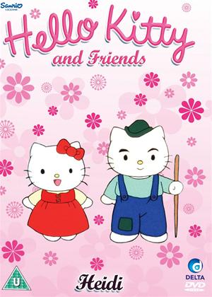 Hello Kitty and Friends: Heidi Online DVD Rental