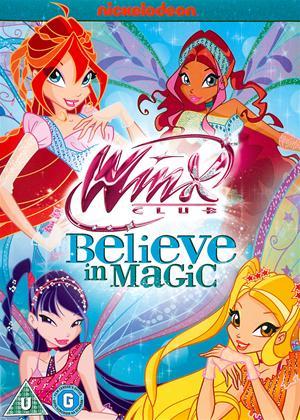 Rent Winx Club: Believe in Magic Online DVD Rental