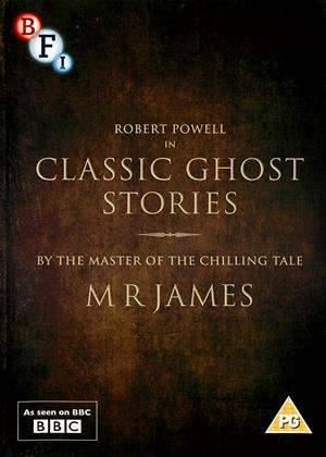 Classic Ghost Stories by M.R. James Online DVD Rental