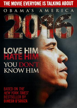 2016: Obama's America Online DVD Rental