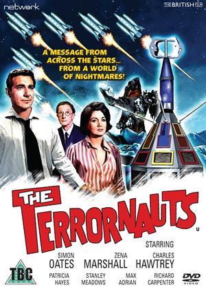 Rent The Terrornauts Online DVD Rental