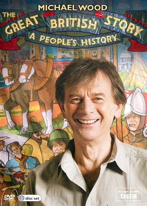 Michael Wood: The Great British Story: A People's History Online DVD Rental