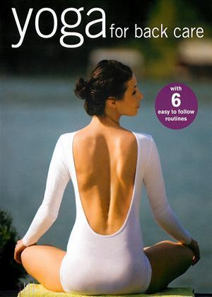 Yoga for Back Care Online DVD Rental