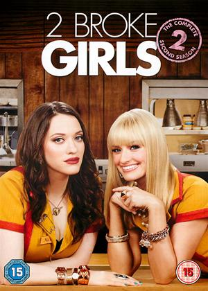 2 Broke Girls: Series 2 Online DVD Rental