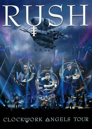Rush: Clockwork Angels Tour Online DVD Rental