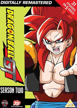 Rent Dragon Ball GT: Series 2 Online DVD Rental