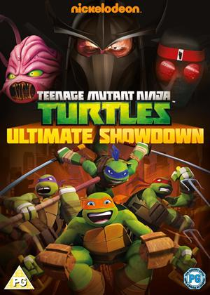 Rent Teenage Mutant Ninja Turtles: Ultimate Showdown: Series 1: Vol.4 Online DVD Rental