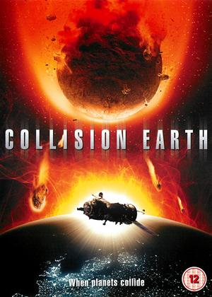 Collision Earth Online DVD Rental