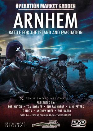 Rent Operation Market Garden: Arnhem: Battle for the Island and Evacuation Online DVD Rental