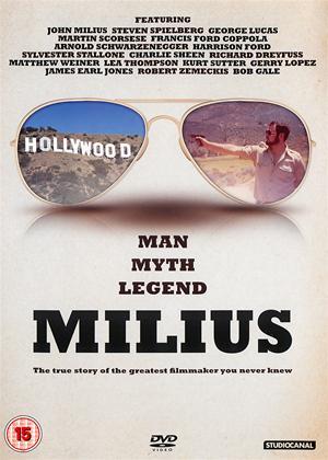 Milius Online DVD Rental