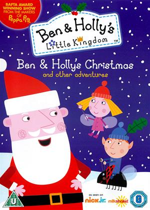 Ben and Holly's Little Kingdom: Ben and Holly's Christmas Online DVD Rental