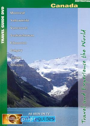 Rent Destination Travel Guide: Canada Online DVD Rental