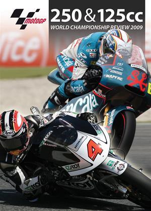 Rent MotoGP 250 and 125cc Review 2009 Online DVD Rental