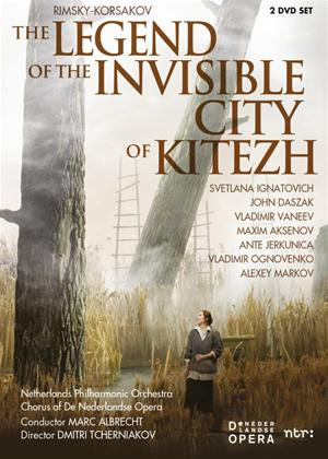 Rent The Legend of the Invisible City of Kitezh: De Nederlandse Opera (Albrecht) Online DVD Rental
