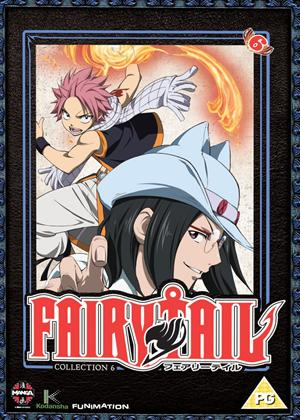 Rent Fairy Tail: Part 6 Online DVD Rental