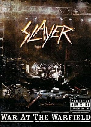 Slayer: War at the Warfields Online DVD Rental