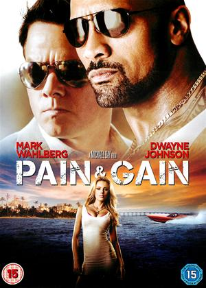 Pain and Gain Online DVD Rental