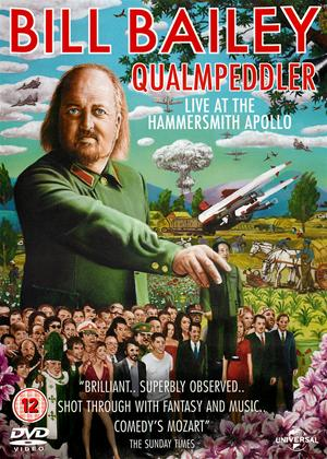 Bill Bailey: Qualmpeddler Online DVD Rental