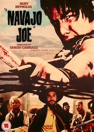 Navajo Joe Online DVD Rental