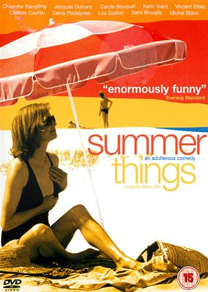 Rent Summer Things (aka Embrassez Qui Vous Voudrez) Online DVD Rental