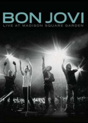 Bon Jovi: Live at Madison Square Garden Online DVD Rental