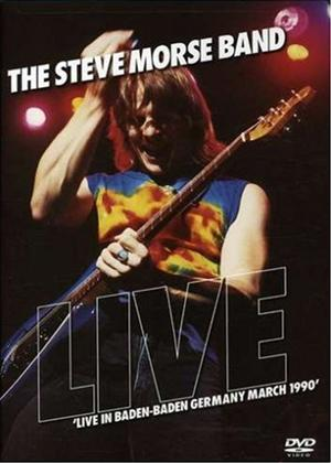 The Steve Morse Band: Live in Baden-Baden, Germany 1990 Online DVD Rental