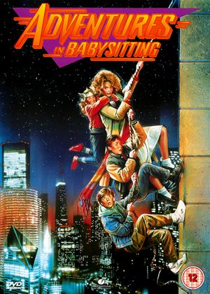 Adventures in Babysitting Online DVD Rental
