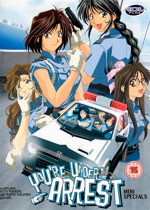 You're Under Arrest: Mini Specials Online DVD Rental
