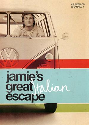 Jamie's Great Italian Escape Series Online DVD Rental