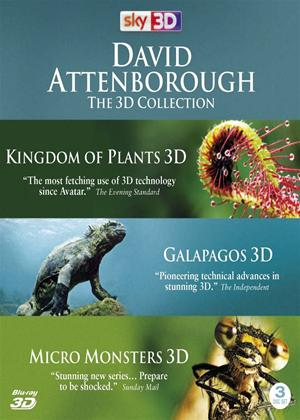 Rent David Attenborough: The Collection Online DVD Rental