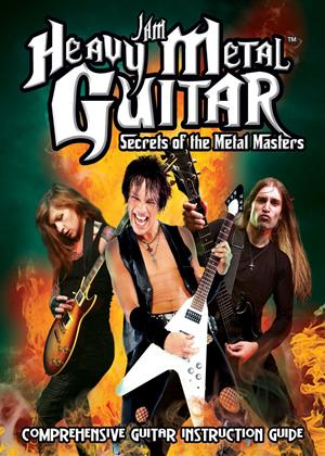 Jam Heavy Metal Guitar: Secrets of the Metal Masters Online DVD Rental
